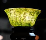 Jade bowl