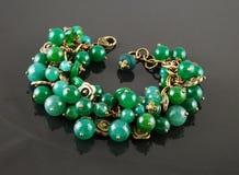 Jade Bracelet Foto de Stock Royalty Free