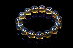 Jade bracelet Royalty Free Stock Photos