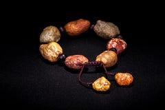 Jade bracelet Stock Photography