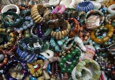 Jade Bracelets Royalty Free Stock Image