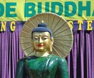 Jade buddha Stock Images