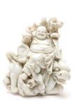 Jade Buddha Imagens de Stock