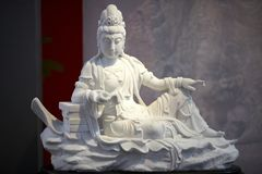 Jade buddha royalty free stock photos