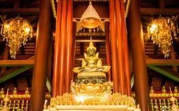 Jade buddha Stock Photo