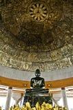 Jade Buddha bei Dhammamongkol Stockfoto