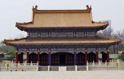 Jade Buddha Garden Pasillo de reglas celestiales Fotografía de archivo libre de regalías