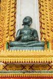 Jade buddha sculpture Stock Photos