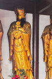 Jade Buddha Temple Royaltyfria Foton