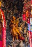 Jade Buddha Temple Royaltyfri Fotografi
