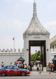 Jade buddha temple in bangkok,thailand Royalty Free Stock Photos
