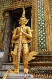 Jade buddha temple in bangkok,thailand Stock Photos