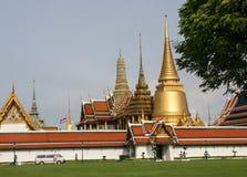 Jade buddha temple in bangkok,thailand Stock Images