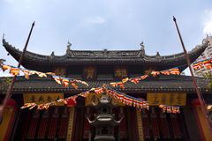 Jade Buddha Temple Shanghai China Royalty Free Stock Photos