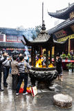 The Jade Buddha Temple Royalty Free Stock Images