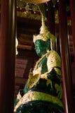 Jade Budha at Wat Phra Kaew, Chiangrai Royalty Free Stock Photos
