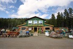 Jade City British Columbia, Kanada Arkivbilder