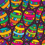 Jade colorful seamless pattern Royalty Free Stock Photography