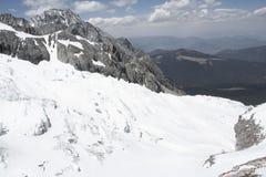 Jade Dragon Mountain imagem de stock