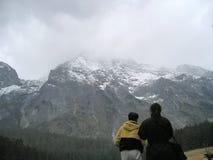Jade Dragon Snow Mountain Foto de archivo libre de regalías