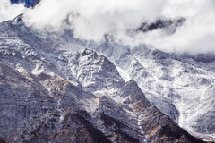 Jade Dragon Snow Mountain Photo stock