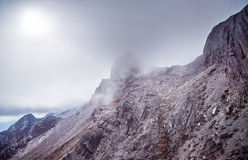 Jade Dragon Snow Mountain Royalty-vrije Stock Fotografie