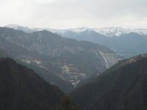 Jade Dragon Snow Mountain Photographie stock libre de droits