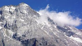 Snow Mountain stock image