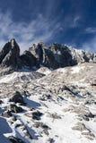 Jade Dragon Snow Mountain Stock Image
