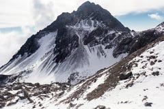Jade Dragon Snow Mountain Royalty Free Stock Image