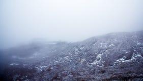 Jade Dragon Snow Mountain. Mountain in Yunnan province, China Royalty Free Stock Photography