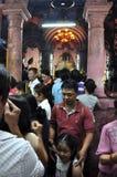 Jade Emperor Pagoda. Ho Chi Minh city, Vietnam royalty free stock photography