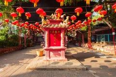 Jade Emperor Pagoda Taoist Temple fotografia de stock