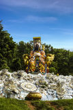 Jade Emperor statue Stock Photography
