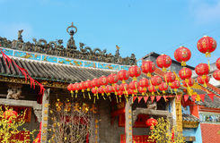 Jade Emperor temple at Chinatown Stock Image