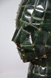 Jade head Royalty Free Stock Image