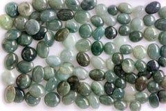 Jade Jewel gemstone sphere Stock Photo