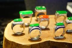 Jade Jewelry Fotografía de archivo