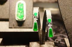 Jade Jewelry Fotos de archivo libres de regalías