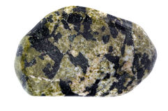 Jade mineral stone Stock Photo