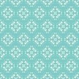 Jade Ornamental Swirl Background avec outre du blanc Photo stock