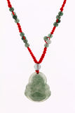 Jade pendant Stock Images