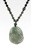 Jade pendant Royalty Free Stock Photos