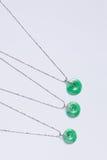 Jadehänge Royaltyfri Fotografi
