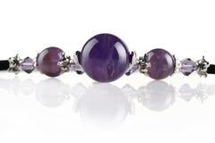 Jadeite bracelet Royalty Free Stock Image