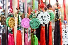 Jades chinois Photos libres de droits
