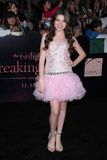Jadin Gould. At 'The Twilight Saga: Breaking Dawn - Part 1' Los Angeles Premiere, Nokia Theatre L.A. Live, Los Angeles, CA 11-14-11 stock image