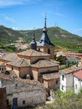 Jadraque, Castilla la Mancha, Spain Stock Images