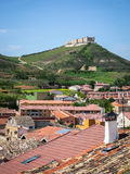 Jadraque Castilla la Mancha, Spanien Royaltyfri Fotografi