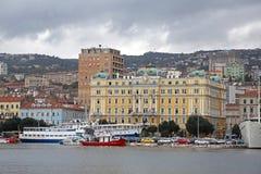 Jadrolinija Rijeka Fotos de Stock